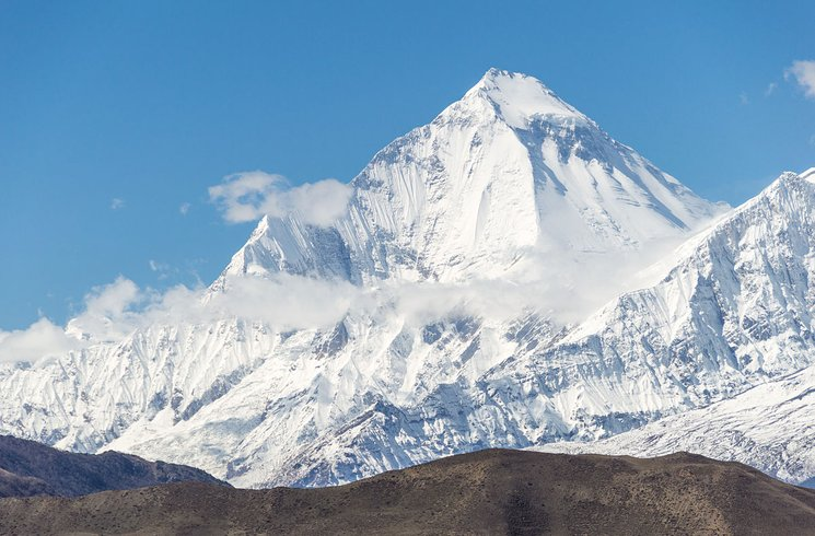 dhaulagiri gunung paling berbahaya di dunia