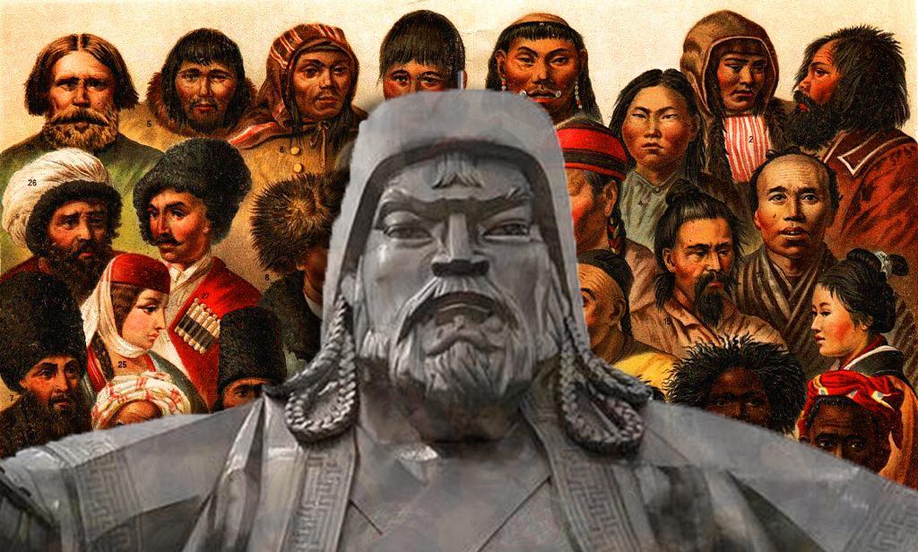 di sebalik legasi genetik keturunan genghis khan yang merentasi benua 171