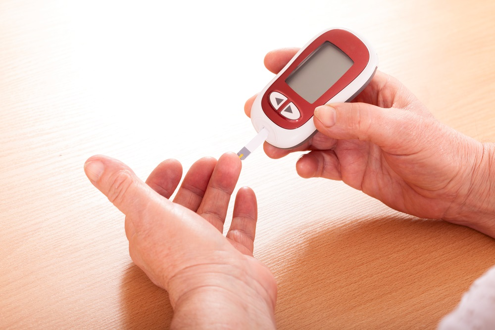 diabetes tahap 2