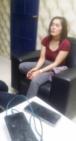 dikatakan ditahan kerana dadah ini tindakan uqasha senrose di instagram 2