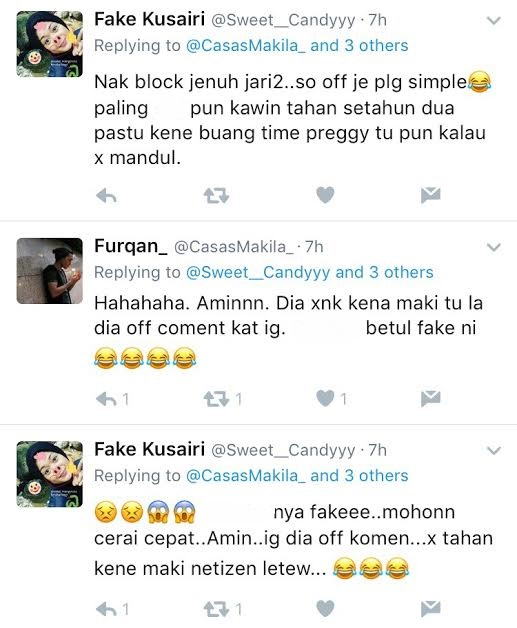 dikecam netizen di instagram faye kusairi tutup ruangan komen 1
