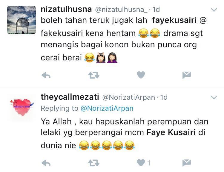 dikecam netizen di instagram faye kusairi tutup ruangan komen 3