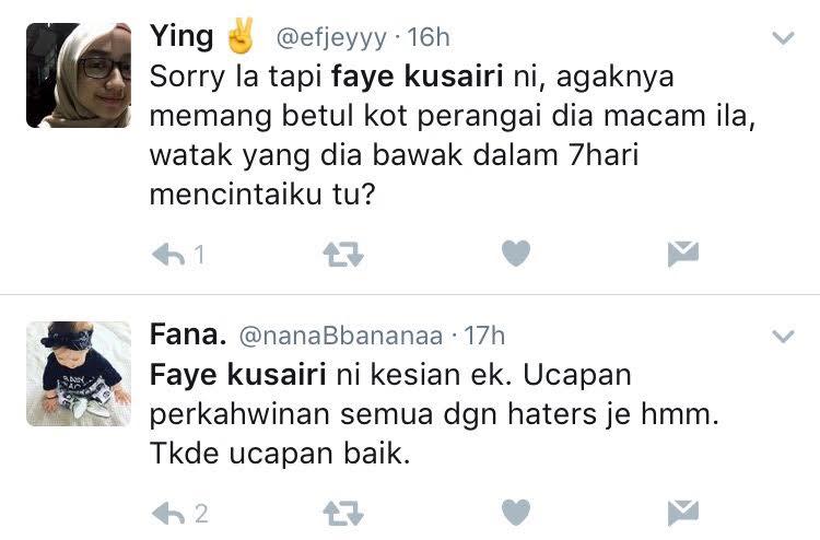 dikecam netizen di instagram faye kusairi tutup ruangan komen 6