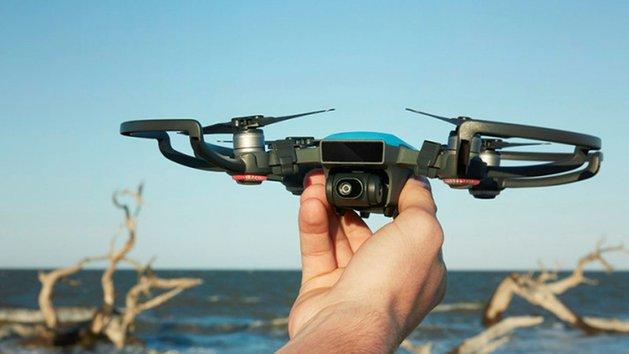 dji spark drone murah