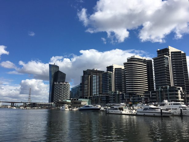 docklands harbour itinerary melbourne