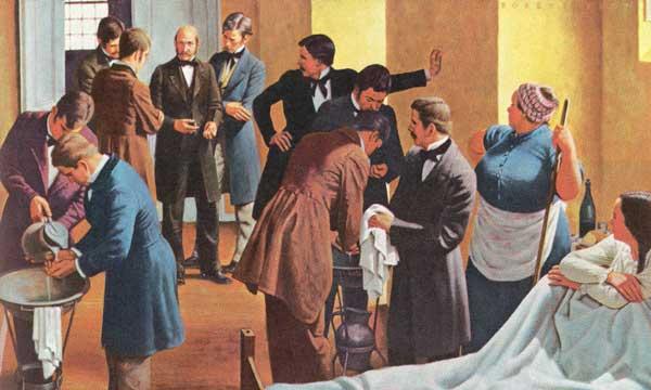 doktor ignaz semmelweiss dituduh gila kerana menyuruh orang mencuci tangan 3