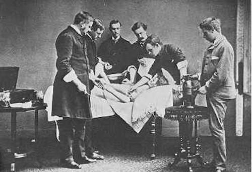 doktor ignaz semmelweiss dituduh gila kerana menyuruh orang mencuci tangan