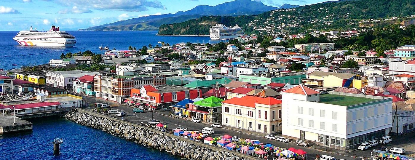 dominica 10 negara dengan penduduk paling rendah di dunia 1