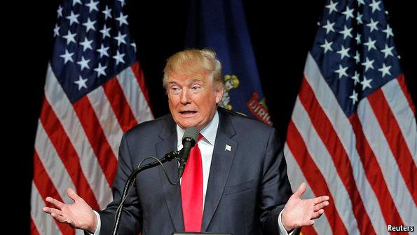 donald trump juga dikatakan seorang populis
