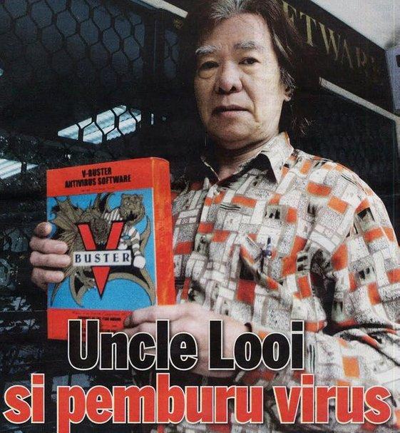 dr looi pemburu virus 876