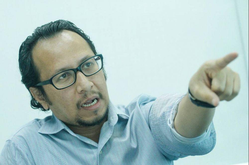 dr muhammed abdul khalid menuding jari