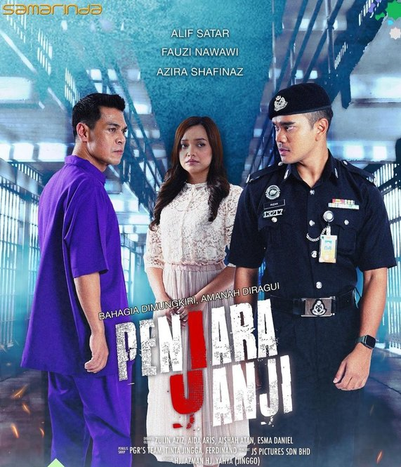 drama penjara janji 808