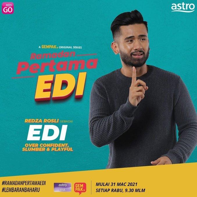 drama ramadan pertama edi