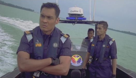 drama tq captain