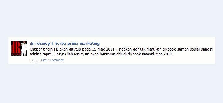 drbuku laman sosial malaysia yang popular satu ketika dahulu 2