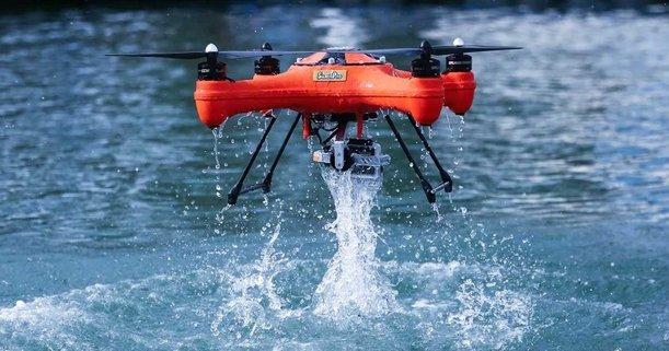 drone kalis air