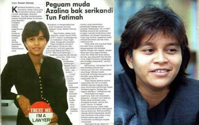 ds azalina othman said pernah belajar di london school of economics lse united kingdom