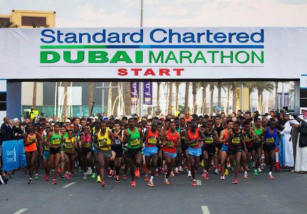dubai marathon menawarkan antara hadiah paling lumayan di dunia