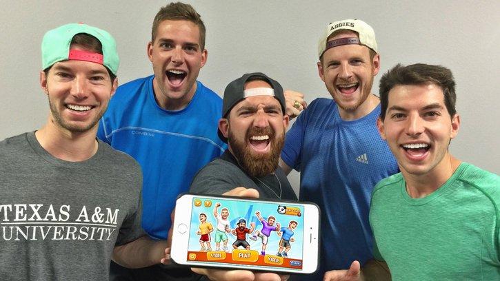 dude perfect 5 youtuber paling popular dan berjaya di dunia