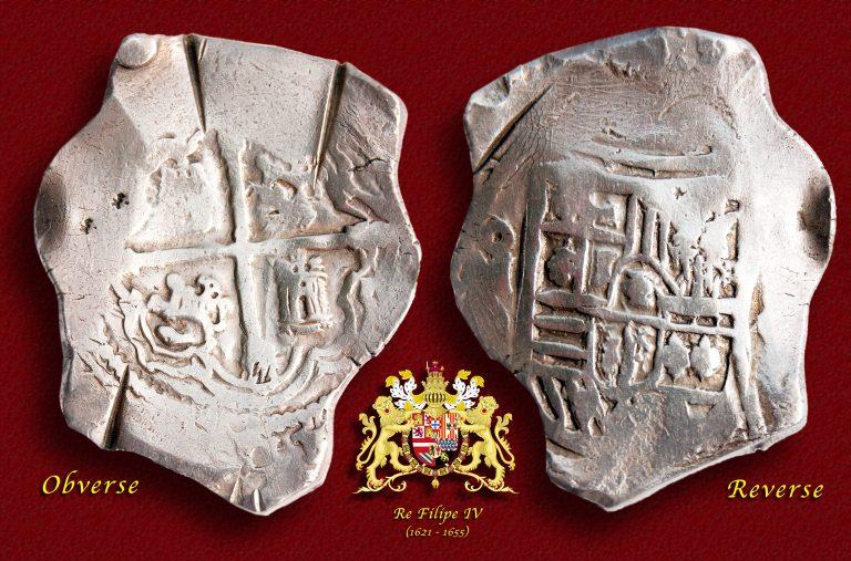 duit lama sepanyol berbentuk batu dinamakan realle