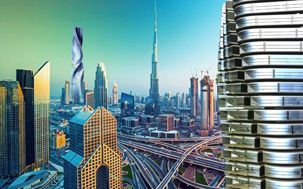 dynamic tower dubai 718