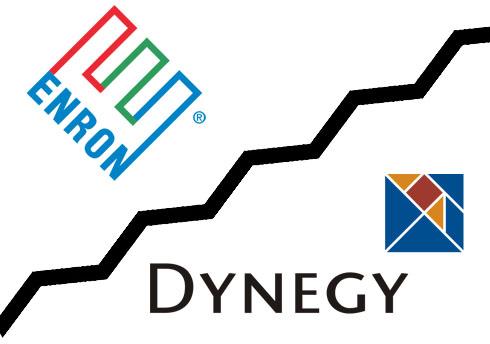 dynegy bergabung dengan enron corp