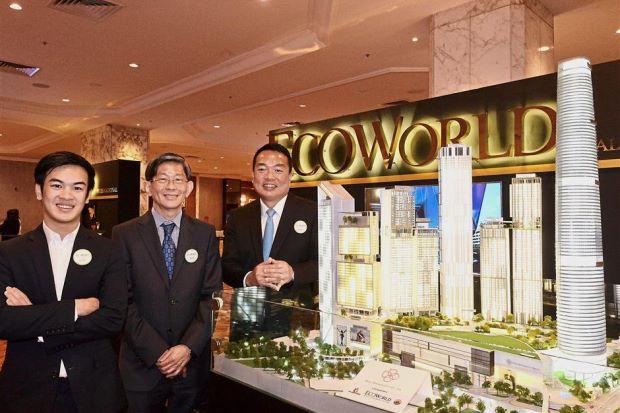 eco world pengurusan ipo terbesar malaysia