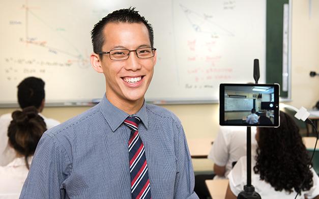 eddie woo anak migran diangkat menjadi hero guru mahaguru matematik australia 2