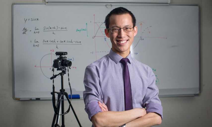eddie woo anak migran diangkat menjadi hero guru mahaguru matematik australia 3