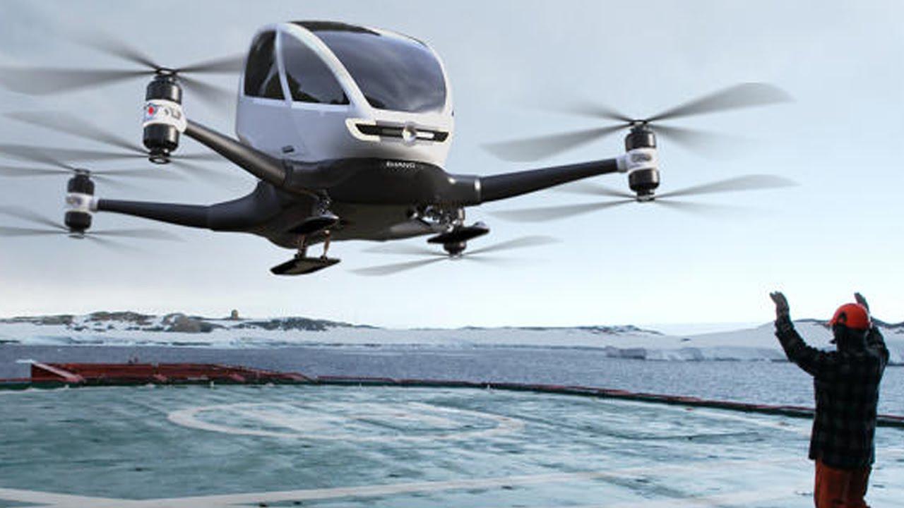 ehang 184 dron