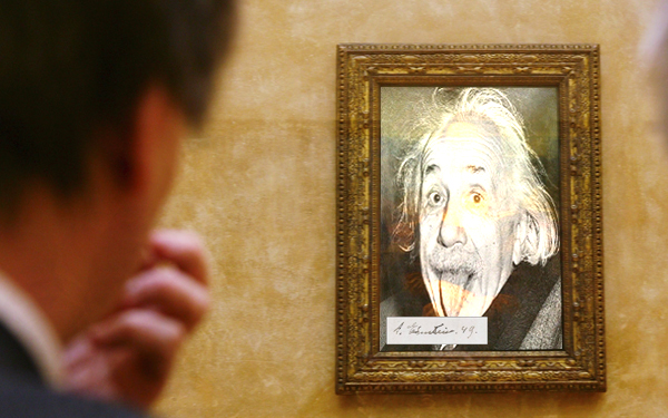 einstein signature expensive