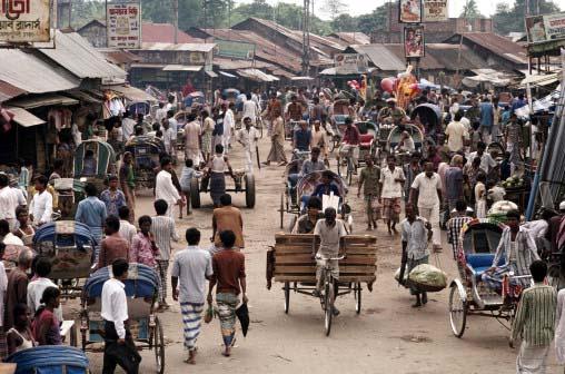 ekonomi rakyat bangladesh