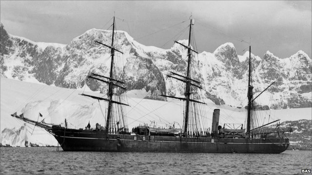 eksplorasi kutub selatan