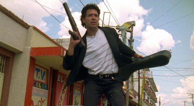 el mariachi filem klasik mempunyai kos penerbitan lebih rendah berbanding filem badang