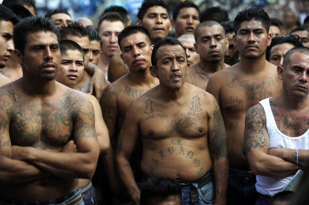 el salvador 8 negara yang mempunyai kadar pembunuhan paling tinggi di dunia