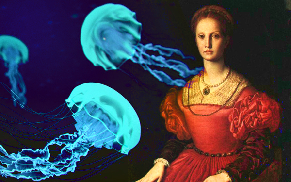 elizabeth bathory jellyfish immortality