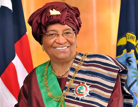 ellen johnson sirleaf pemimpin wanita negara pertama 3