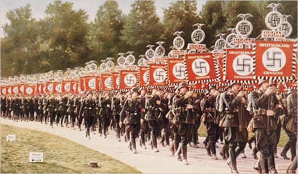 empayar nazi jerman 5 empayar paling kaya di dunia
