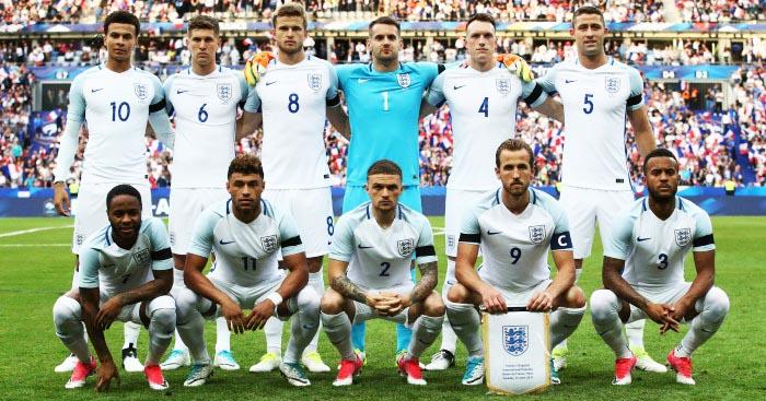 england 5 pasukan piala dunia 2018 yang memiliki pemain bintang paling ramai