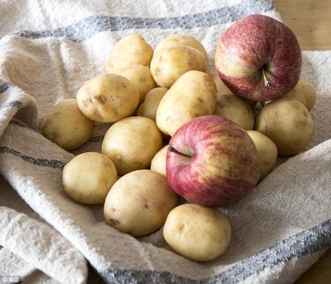 epal dan potato