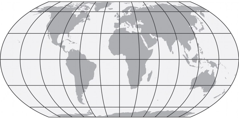 equal earth projection