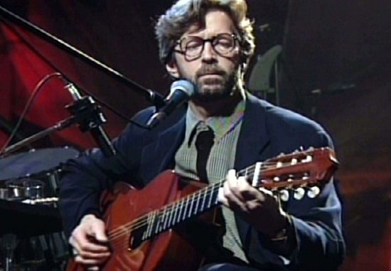 eric clapton unplugged tears in heaven