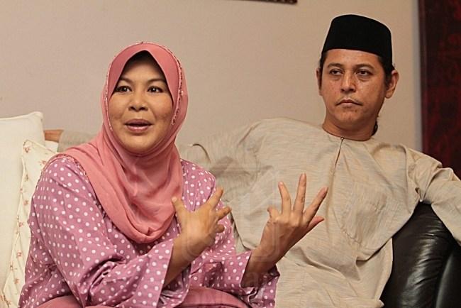 erma fatima dan bade azmi bercerai talak satu selepas 27 tahun perkahwinan 3