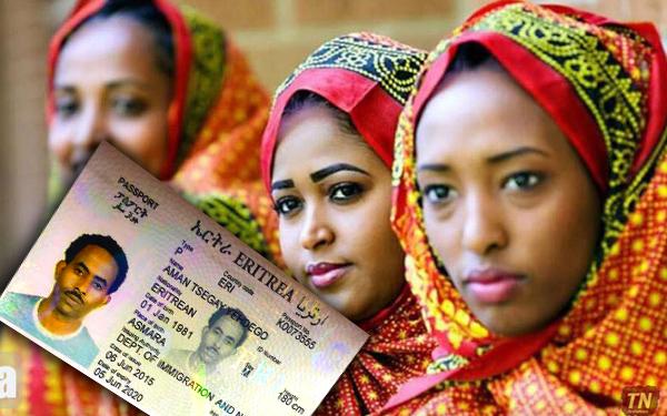 ertitrea negara yang jual passport untuk ekonomi