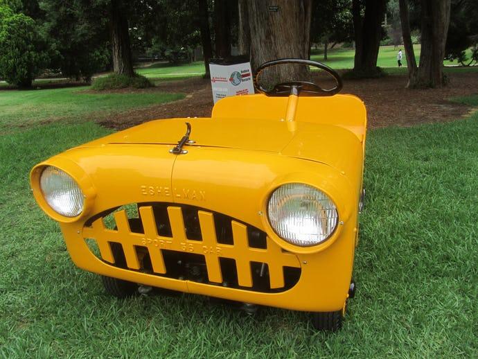 eshelman sport car de luxe kereta kecil