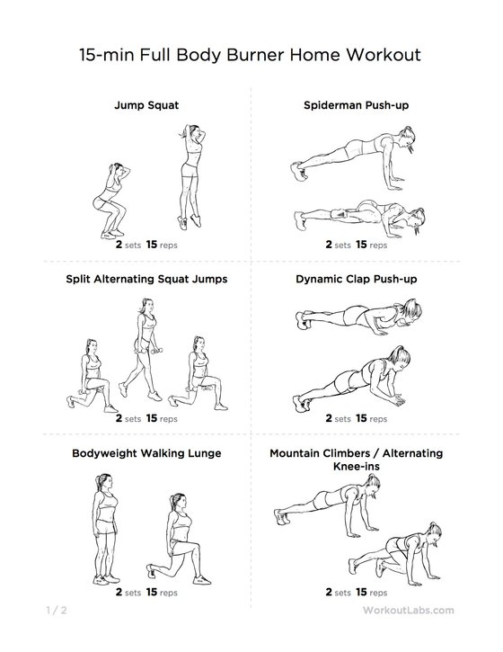 essential post workout stretches w1