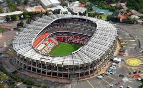 estadio azteca mexico ketiga terbesar di dunia