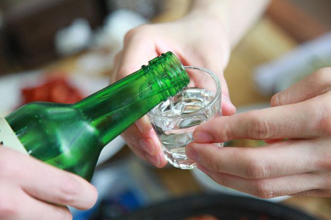 etika minum di korea selatan