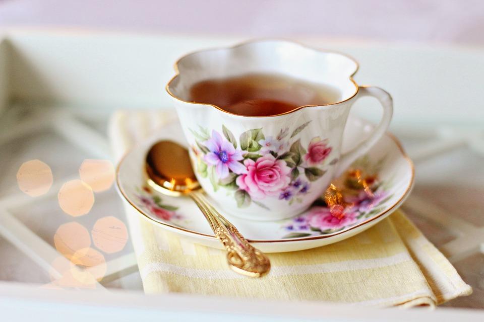 etika minum teh di amerika syarikat dan uk
