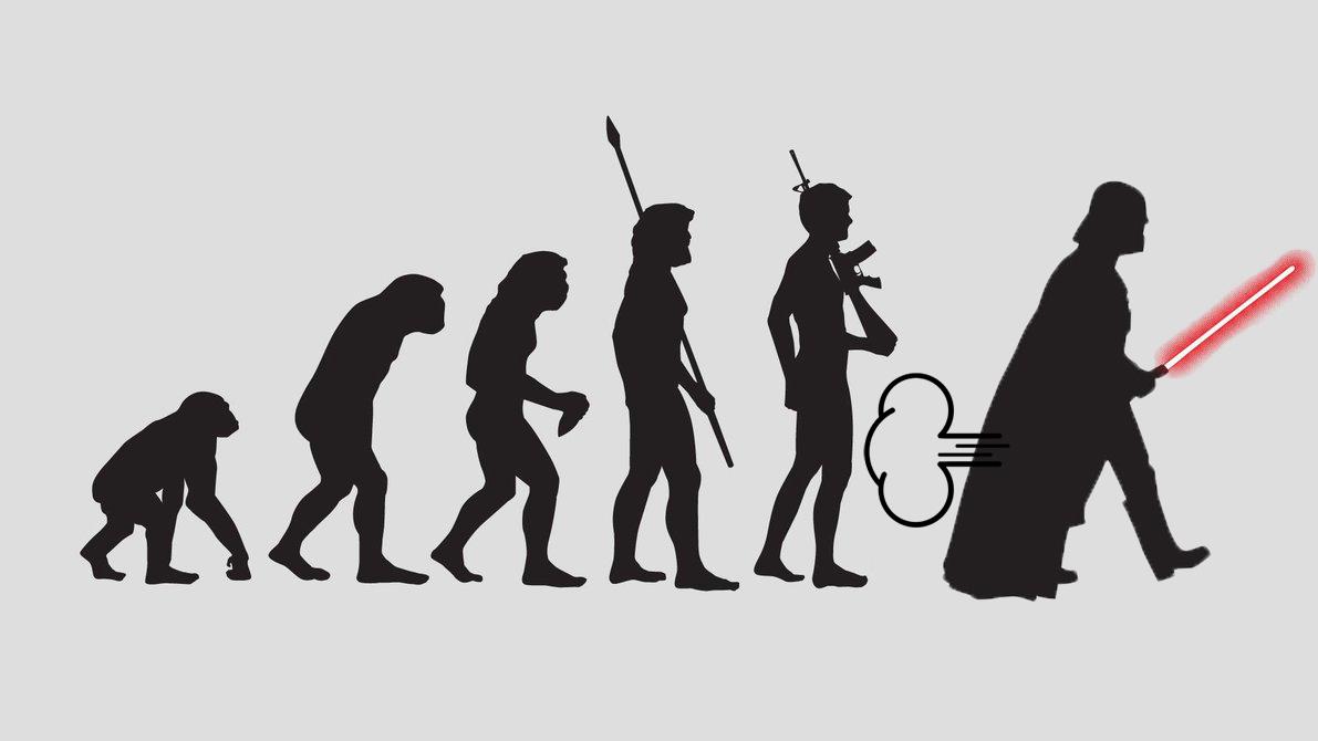 evolusi manusia tentang kentut 559